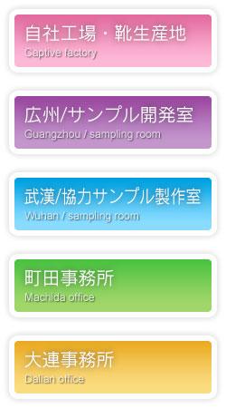 広州サンプル開発室